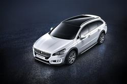 New Peugeot 508 RXH (2012 - 2018) review