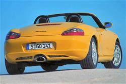 New Porsche Boxster '986' Series (1996-2004) review
