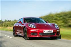 New Porsche Panamera (2013 - 2016) review