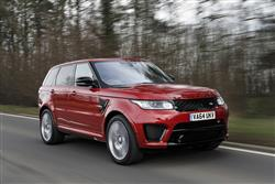 New Land Rover Range Rover Sport (2013 - 2017) review