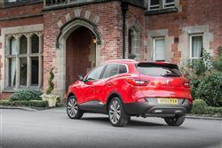 New Renault Kadjar (2015 - 2018) review