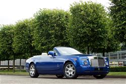 New Rolls-Royce Phantom Drophead Coupe (2007 - 2016) review