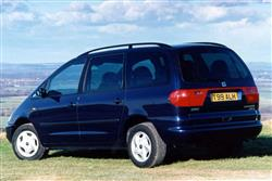 New SEAT Alhambra (1996 - 2000) review