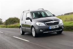 New Skoda Roomster (2010 - 2015) review