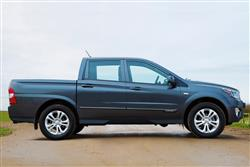 New SsangYong Korando Sports Pick-Up (2012 - 2016) review