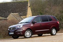 New SsangYong Turismo (2013 - 2015) review