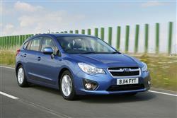 New Subaru Impreza 1.6i RC (2014 - 2018) review