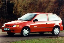 New Subaru Justy (1996 - 2002) review