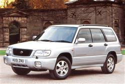 New Subaru Forester (1997 - 2002) review