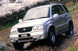 New Suzuki Grand Vitara (1998 - 2006) review