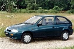 New Suzuki Swift (1988 - 2003) review