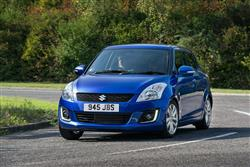 New Suzuki Swift (2010 - 2017) review