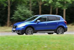 New Suzuki SX-4 S-CROSS (2013 - 2016) review