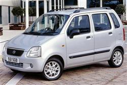 New Suzuki Wagon R+ (1997 - 2000) review