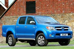 New Toyota Hilux (2005 - 2012) review