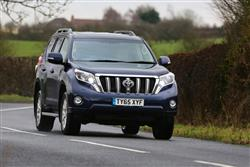 New Toyota Land Cruiser V8 'J200' (2012 - 2015) review