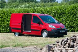 New Toyota Proace (2012 - 2016) review