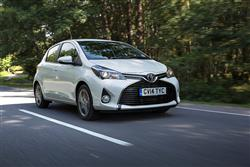 New Toyota Yaris (2014 - 2017) review