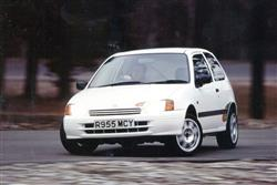 New Toyota Starlet (1985 - 1999) review