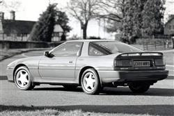 New Toyota Supra (1986 - 1993) review