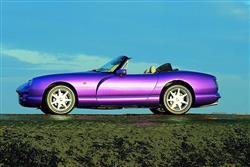 New TVR Chimaera (1993 - 2005) review