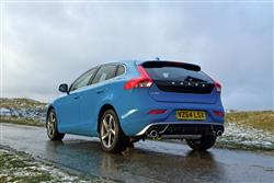 New Volvo V40 (2014 - 2016) review