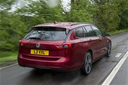 New Vauxhall Insignia Sports Tourer review