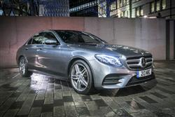New Mercedes-Benz E-Class review