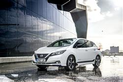 New Nissan LEAF review