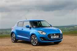 New Suzuki Swift review