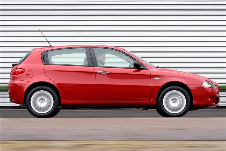 New Alfa Romeo 147 (2005 - 2010) review