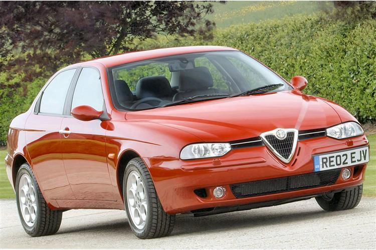 New Alfa Romeo 156 (1998 - 2003) review
