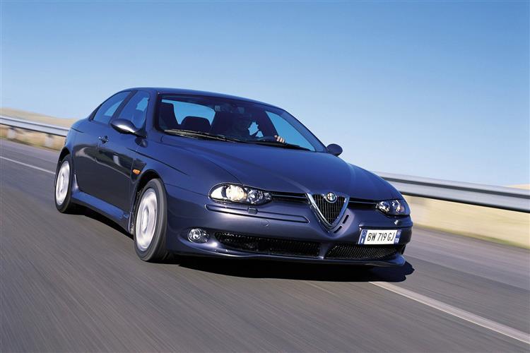 New Alfa Romeo 156 GTA (2002 - 2006) review