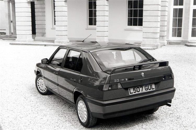 New Alfa Romeo 33 (1985 - 1994) review