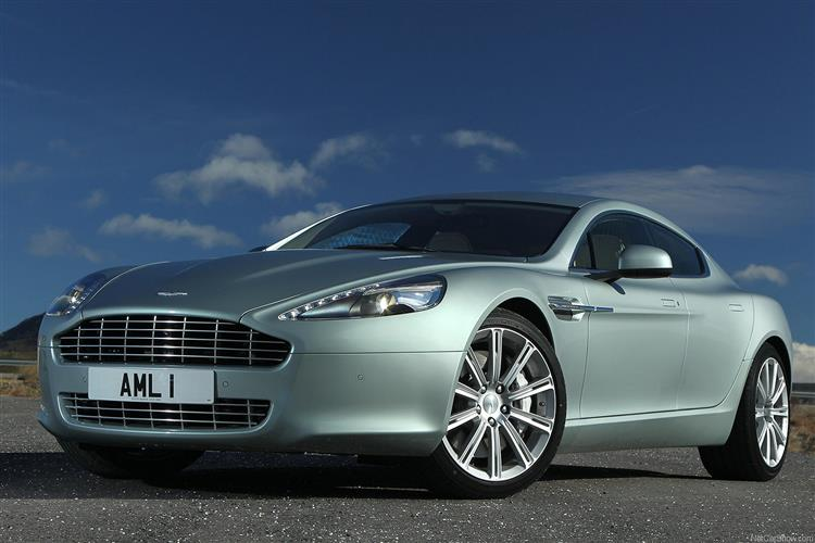 New Aston Martin Rapide (2010 - date) review