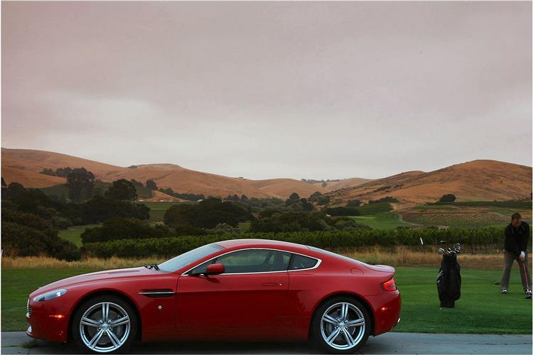 New Aston Martin Vantage (2006 - 2017) review