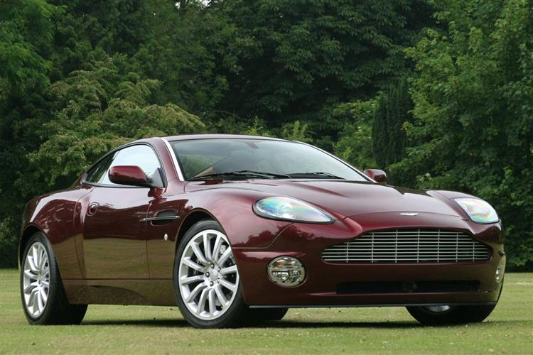 New Aston Martin Vanquish (2001 - 2007) review