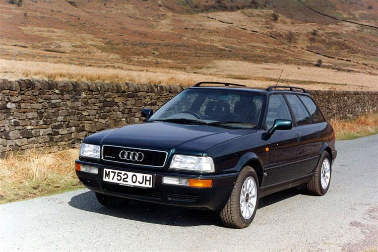 New Audi 80 (1991 - 1995) review