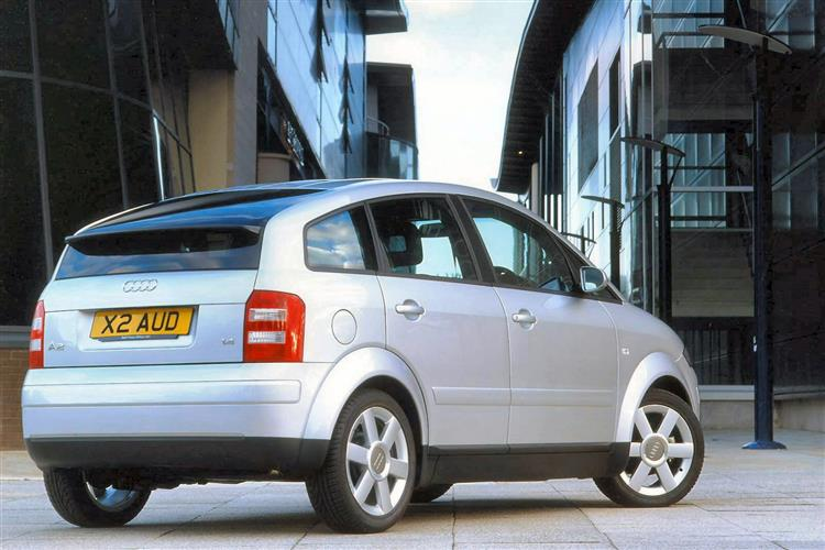 New Audi A2 (2000 -  2005) review