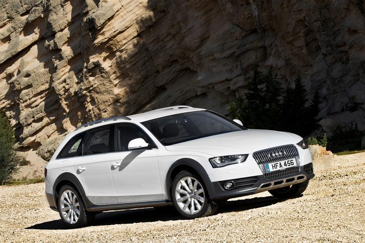 New Audi A4 Allroad (2009 - 2015) review