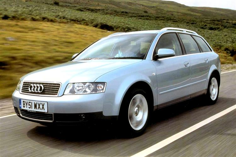 New Audi A4 Avant (2001 - 2005) review