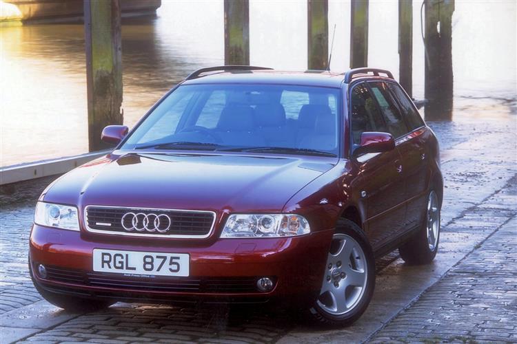 New Audi A4 Avant (1995 - 2001) review