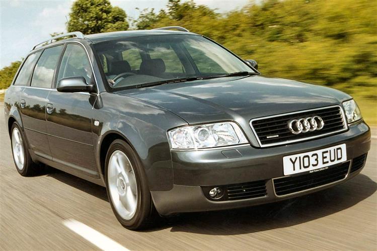 New Audi A6 Avant (1998 - 2004) review