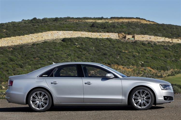 New Audi A8 (2013 - 2017) review