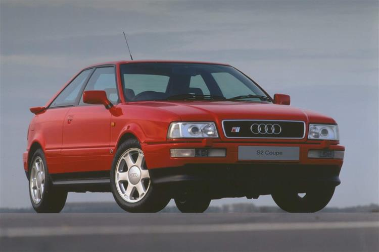 New Audi Coupe (1989 - 1996) review