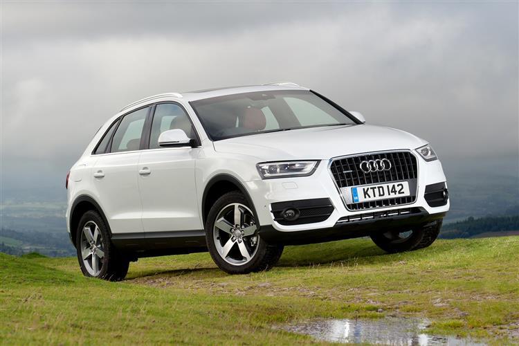 New Audi Q3 (2011 - 2015) review