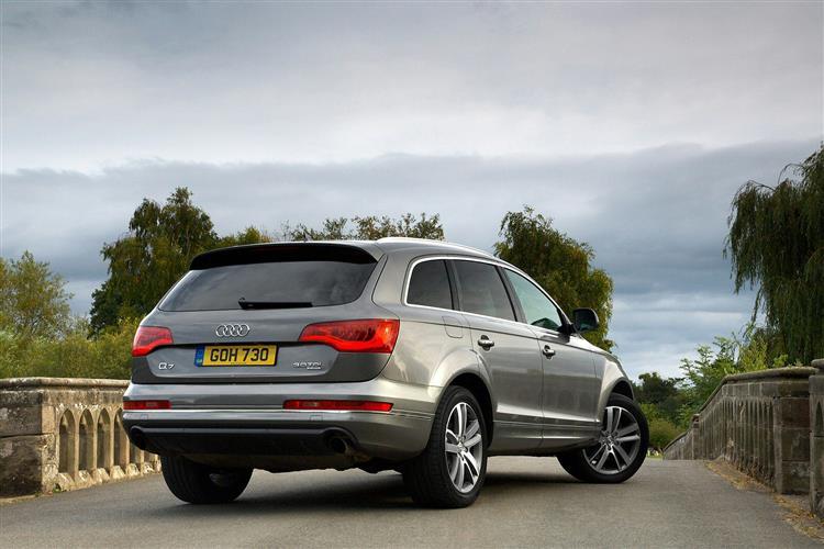 New Audi Q7 (2011 - 2015) review