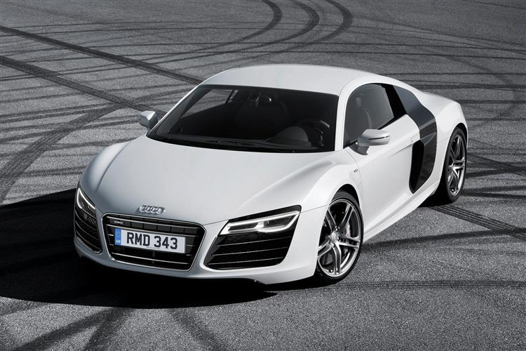 New Audi R8 (2013 - 2015) review