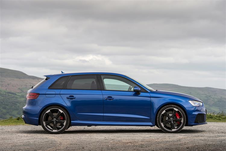 New Audi RS3 Sportback (2015 - 2017) review