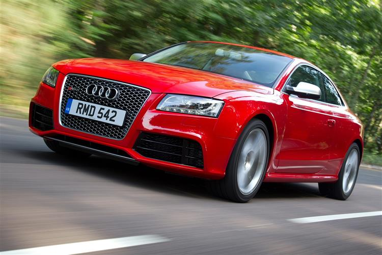 New Audi RS5 (2011 - 2015) review